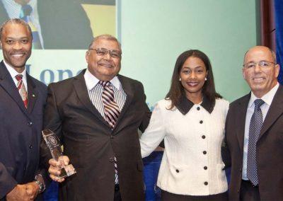2011 Minority Global Supplier Distributor of the Year Minority Enterprise Development Week - Atlanta, GA