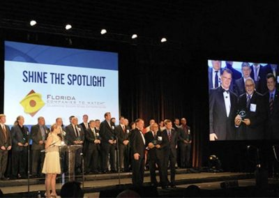 2012 Florida Companies to Watch University of Central Florida and Grow Florida Orlando, FL