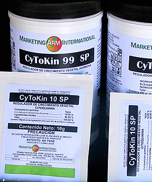 Marketing Arm International, Environmentally Friendly Products, Plant Growth Regulator, CyToKin